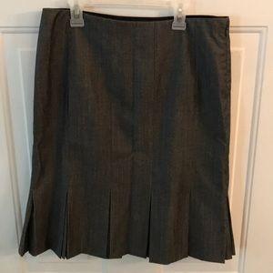 GAP Skirts - GAP Stretch Womens Grey Skirt